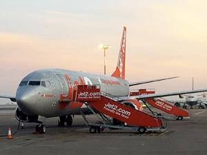 Jet2 İzmir seferlerine başladı