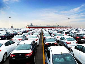 En fazla ihracat gerçekleştirilen en sektör otomotiv