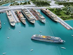 İstanbul'un yeni kruvaziyer limanı 2021 sonuna yetişecek