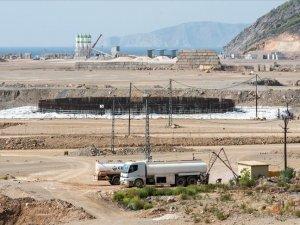 Akkuyu Nükleer AŞ'den inşaat çalışmalarına ilişkin açıklama