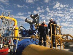 Türkmen gazının Rusya'ya transiti başladı