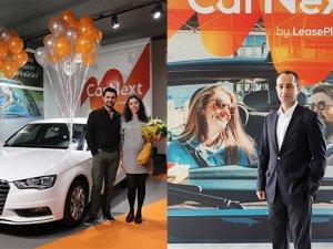 İkinci el araç pazarının yeni oyuncusu carnext.com 1000'i gördü