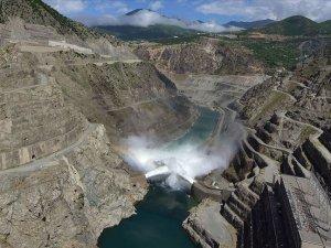 Bol yağış enerji üretimini yüzde 57 artırdı