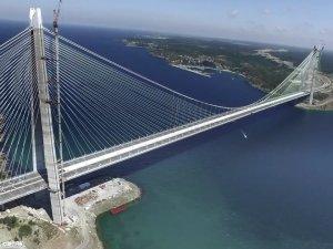 Yavuz Sultan Selim Köprüsü'ne kur ayarı
