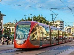 Erzurum'da Tramvay Çalışmaları Resmen Başladı