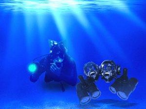 Denizaltında 50 metreye kadar haberleşmeyi sağlayan sistem geliştirildi