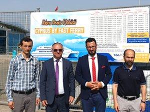 Alanya-KKTC deniz otobüsü seferleri 2 Haziran'da başlıyor