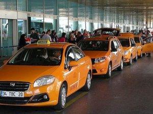 İstanbul Havalimanı Taksi Ücretleri Katlanacak!