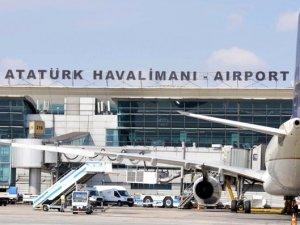 Atatürk Havalimanı'nda devir teslim tamamlandı