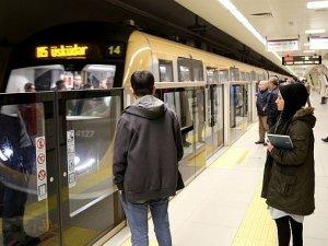 Üsküdar-Çekmeköy Metro Hattında Yolcu Taşıma Rekoru