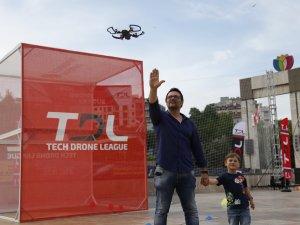 Dronelar kozlarını Forum İstanbul'da paylaşacak