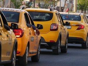 Ticari taksi plakaları 400 bin lira arttı
