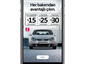 Volkswagen Binek Araç'tan dijital pazarlamada bir ilk
