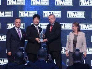 Toyota Otomotiv Sanayi Türkiye, Türkiye İhracatçılar Meclisi tarafından ödüllendirildi