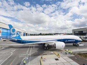 THY, ilk Boeing 787-9 DreamLiner uçağı bu ay teslim alıyor