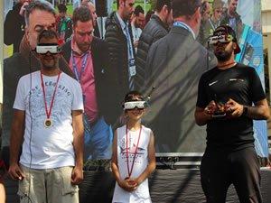 Dronelar kozlarını Forum İstanbul'da paylaştı!