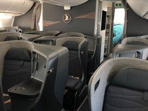 THY'nin yeni uçağı 'B787-9 Dreamliner' tanıtıldı