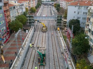 'Raylı sistem inşasında İstanbul dünyada bir numara'