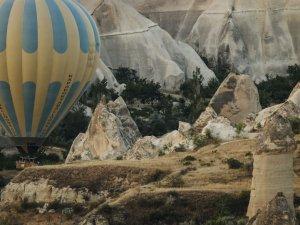 Kapadokya balon uçuşlarına yeni düzenleme