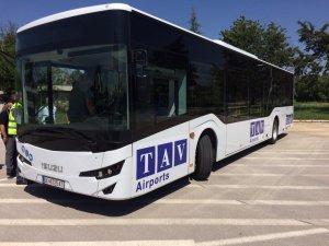 Anadolu Isuzu, Makedonya'ya ilk otobüs ihracatını Citiport ile gerçekleştirdi
