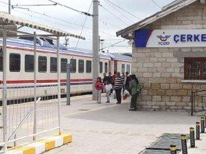 Çerkezköy İstanbul Arası Hızlı Tren İle 25 Dakikaya Düşecek