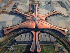 Yeni Beijing Havalimanı 600.000 Kişilik İstihdam Yaratacak