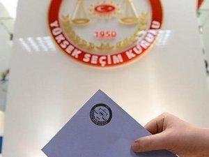 CHP ve AKP başvurdu! YSK o oyları geçerli sayacak