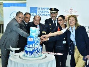 Royal Air Maroc, İstanbul Sabiha Gökçen'den Kazablanka'ya uçmaya başladı