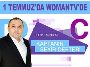 """Recep Canpolat'ın yapımcılığını üslendiği """"Kaptanın Seyir Defteri"""" WomanTV'de başlıyor"""