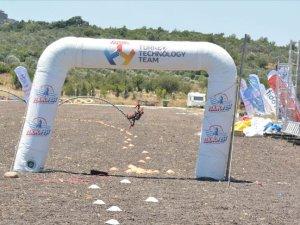Türkiye Drone Şampiyonası ikinci etabı yapıldı