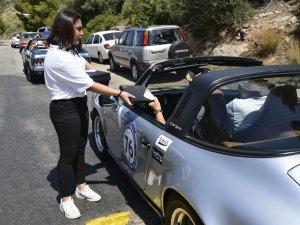 Klasik Otomobiller Bodrum'da gerçekleştirilen yarışı tamamladı