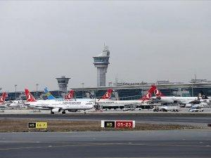 İstanbul Havalimanı'ndan 100 bininci uçuş