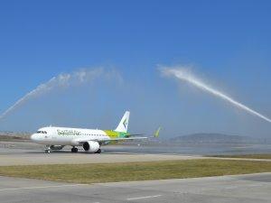 Salam Air, Sabiha Gökçen'den Umman'ın başkenti Maskat'a uçmaya başladı