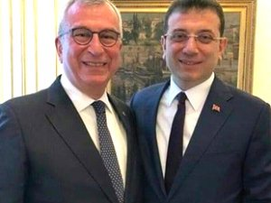 TÜPRAŞ'ın eski CEO'su Yavuz Erkut, İBB Genel Sekreteri oldu