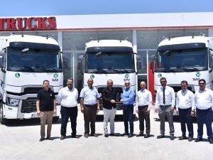 Frigorifik taşımacılıkta tasarruf, Renault Trucks'ta