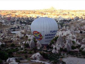 THK balonları yeniden Kapadokya semalarında
