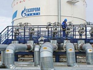 Gazprom'un doğalgaz ihracatı yüzde 5,6 azaldı