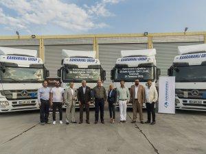TruckStore güvencesiyle 50 adet çekici teslimatı gerçekleştirildi