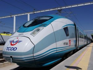 Ankara-Sivas YHT Projesi'nde ray serimi sürüyor