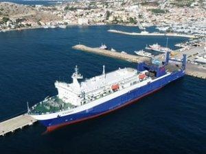 Çeşme-Atina feribot seferlerine verilen ara uzatıldı