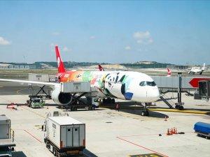 Sichuan'ın İstanbul-Chengdu seferi 'A350' ile yapılacak