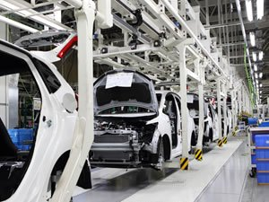 Dünyaca Ünlü Otomotiv Fabrikaları CC-Link İle Haberleşiyor