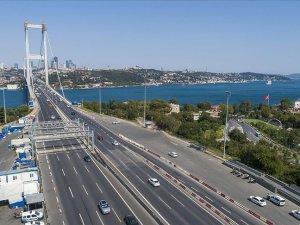 İstanbul trafiğine Balkan Triatlon Şampiyonası düzenlemesi