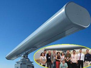 REİS Sahil Gözetleme Radarı testleri başarıyla gerçekleştirildi