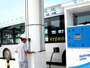 Beijing'de 2022'den İtibaren Hidrojen Enerjili Ulaşım Araçları