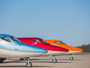 HondaJet, 2019 yılının ilk yarısında sınıfının en çok satan uçağı oldu