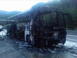'Otobüslerde elektronik sistemler arttıkça yangın riski artıyor'