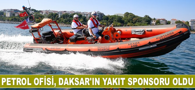 Petrol Ofisi, DAKSAR'ın yakıt sponsoru oldu