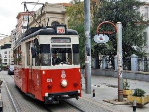 İstanbul'da Tarihte Yolculuk 'Moda Tramvayı'