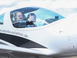 Bakan Varank'tan 'uçak fabrikası' müjdesi